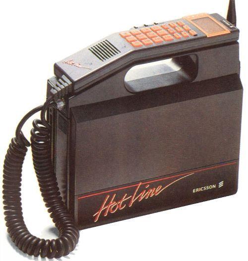 Ericsson Hotline
