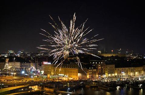 Polisen i Stockholm har haft mycket att göra inatt.